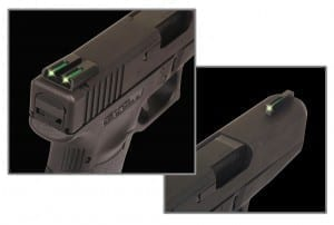 Truglo TFO Handgun Sights for Glock 41-42