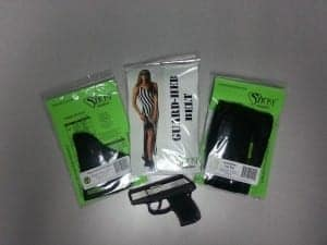 Sticky Holsters for Kel-Tec P-3AT - ArmsVault