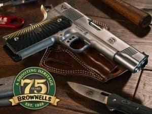 Brownells Wilson Combat 1911 Giveaway