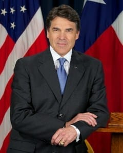 Texas Governor - Rick Perry
