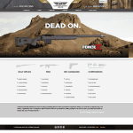 Christensen Arms New Website