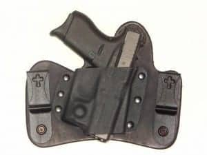CrossBreed Holsters - Glock 42 with Viridian Reactor Series