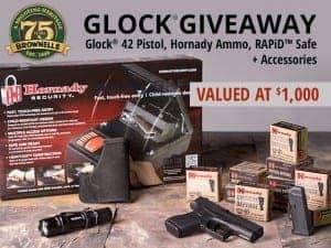 Glock Giveaway