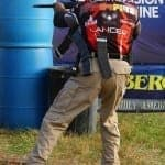 Mike Sexton at Remington Versa Max Tactical Shotgun Challenge