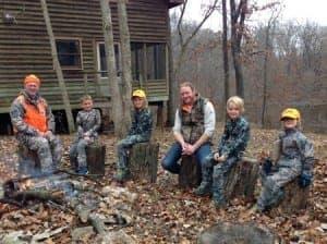 Larrys Short Story 86 - Deer Camp