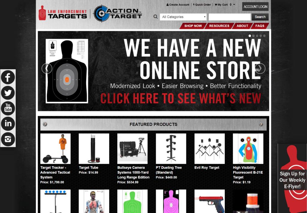 action target online store armsvault. Black Bedroom Furniture Sets. Home Design Ideas