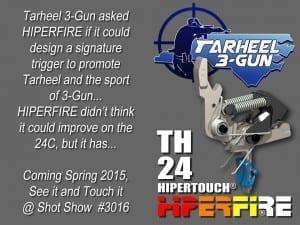 HIPERFIRE HIPERTOUCH Tarheel 24 Trigger - TH24