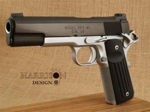 Custom 1911 Guns for a Cause Raffle - ArmsVault