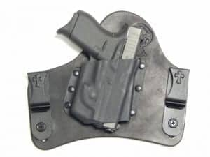 CrossBreed Holster for Glock 42 with LaserMax