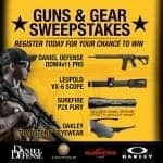 Daniel Defense Guns and Gear Sweepstakes