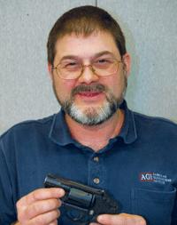 Master Gunsmith Ken Brooks