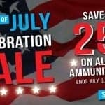 Liberty Ammunition Independence Day Ammo Sale