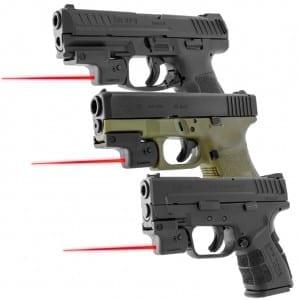LaserLyte Lyte Ryder Universal-Fit Pistol Laser UTA-FSL