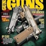 Gemtech Suppressed Kimber 1911s on GUNS October Cover