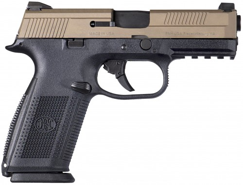 FNS-9 Flat Dark Earth - FDE