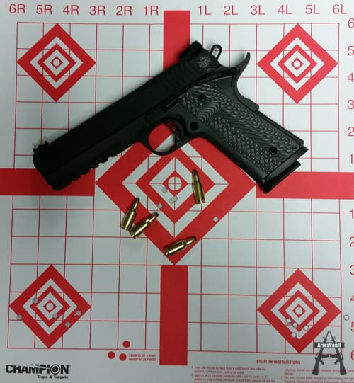 Rock Island Armory 1911 First Shots