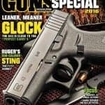 Glock 43 in GUNS Magazine
