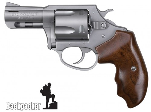 Charter Arms Backpacker Special Edition Revolver Armsvault