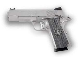 Carolina Arms Group Trenton Commander in Stainless Steel