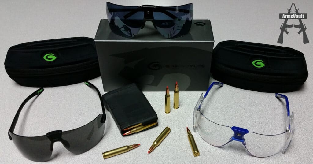 31289c6f482bb Gargoyles Eye Protection for Shooting - ArmsVault