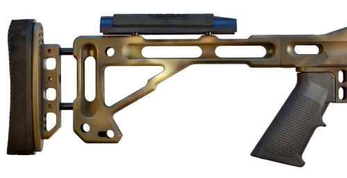 MasterPiece Arms MPA BA Lite Chassis - ArmsVault