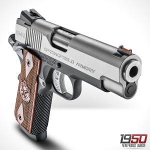 Springfield Armory Enhanced Micro Pistol - EMP