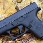 Glock 42 380 Auto Pistol