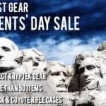 Grey Ghost Presidents Day Sale