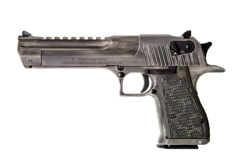 Magnum Research Apocalyptic Desert Eagle Armsvault