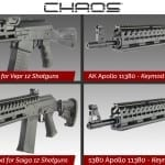 Chaos Apollo Keymod Rails