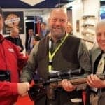 Warne Scope Mounts IWA Rifle Giveaway Winner