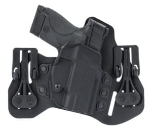 BLACKHAWK Leather Tuckable Pancake Holster