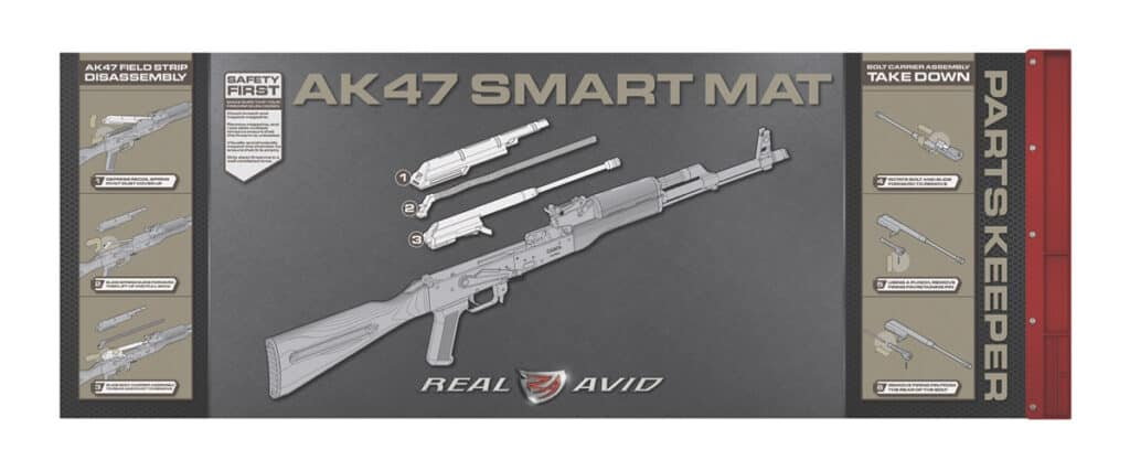 Real Avid Smart Mat Armsvault