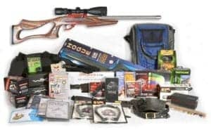 GCA Ultimate Gun Giveaway Ruger 10-22 Package