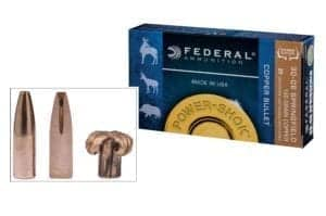 Federal Lead-Free Power-Shok Copper
