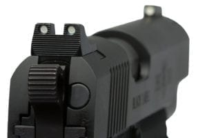 Black Label 1911-380 Pro 3-dot Sights