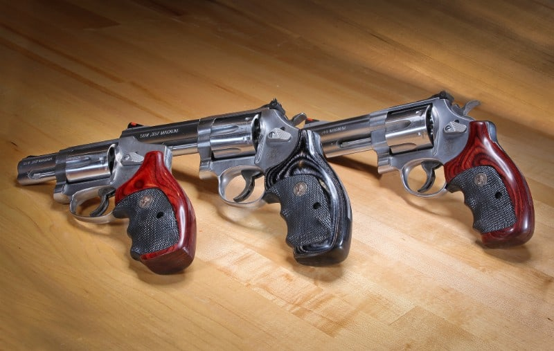 Pachmayr American Legend Grips For S Amp W Revolvers Armsvault
