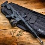Slide Fire Bump Fire Stock on AR-15