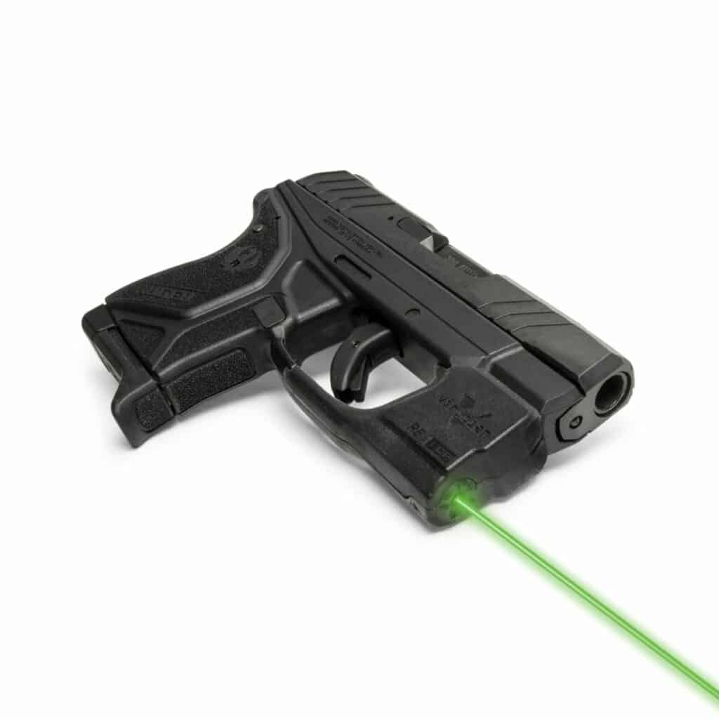Viridian green laser sight for ruger lcp ii armsvault
