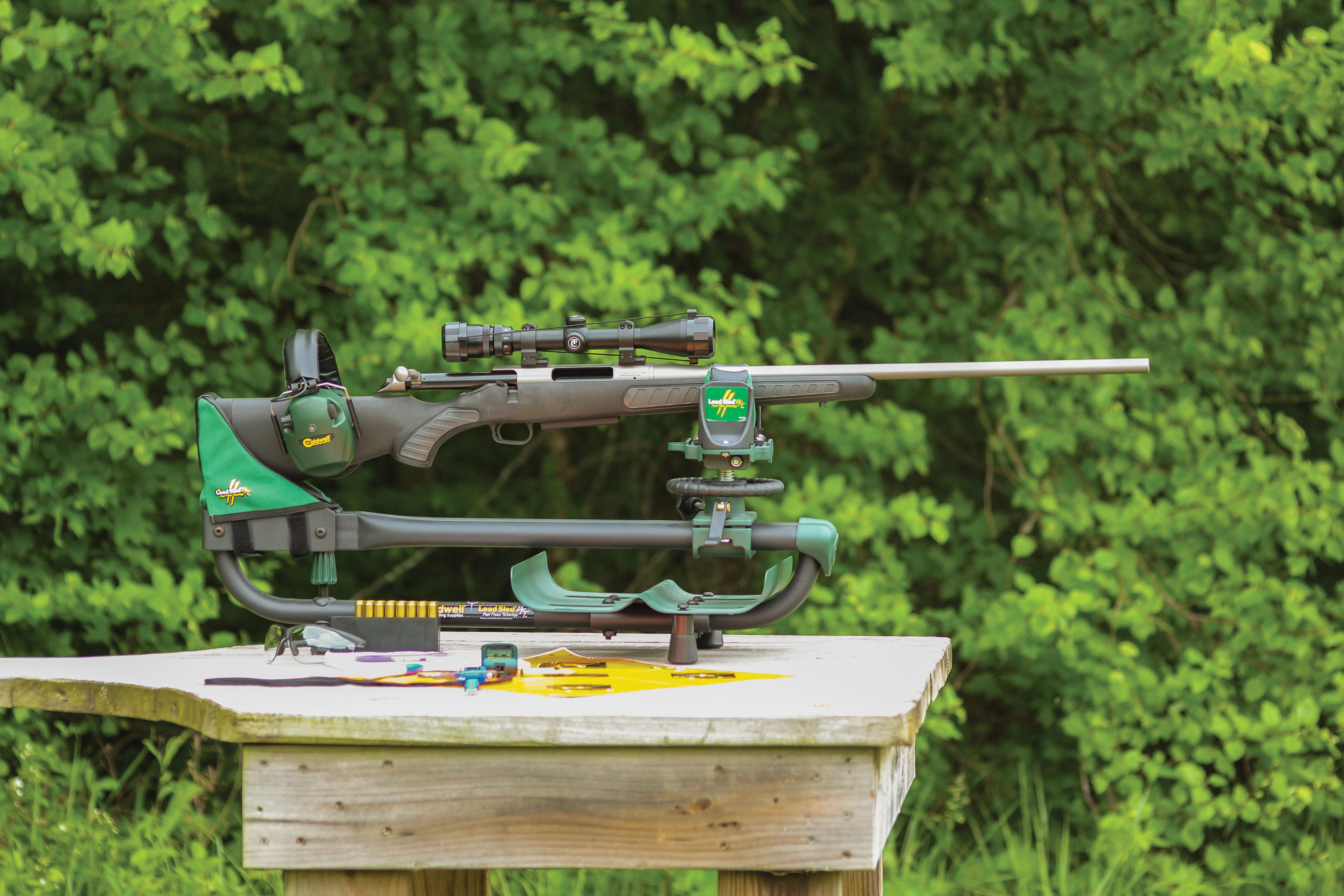 Get Sighted-In With Caldwell Shooting Supplies