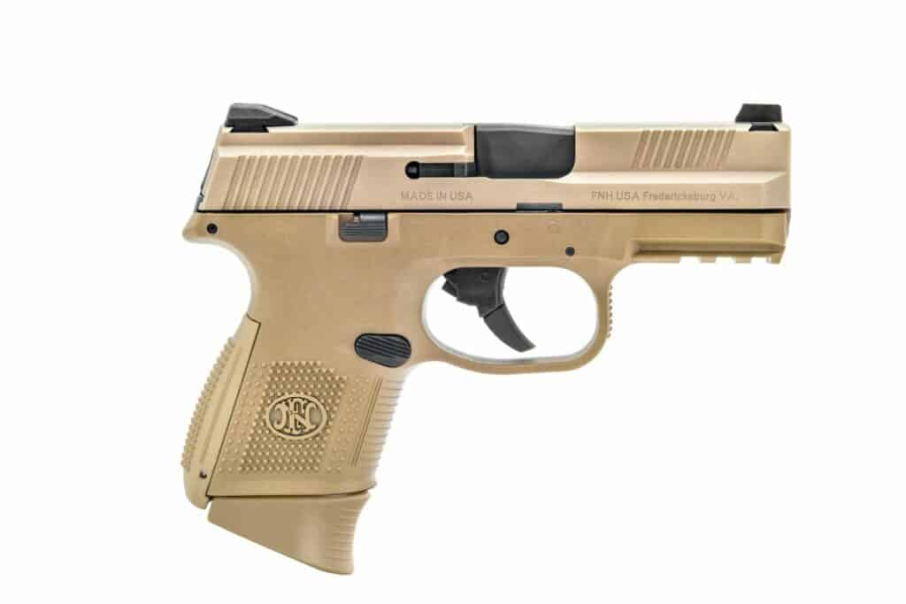 FNS-9 Compact FDE - Flat Dark Earth