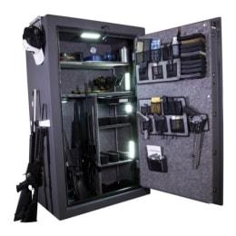 Lockdown Vault LED Lights in Gun Safe