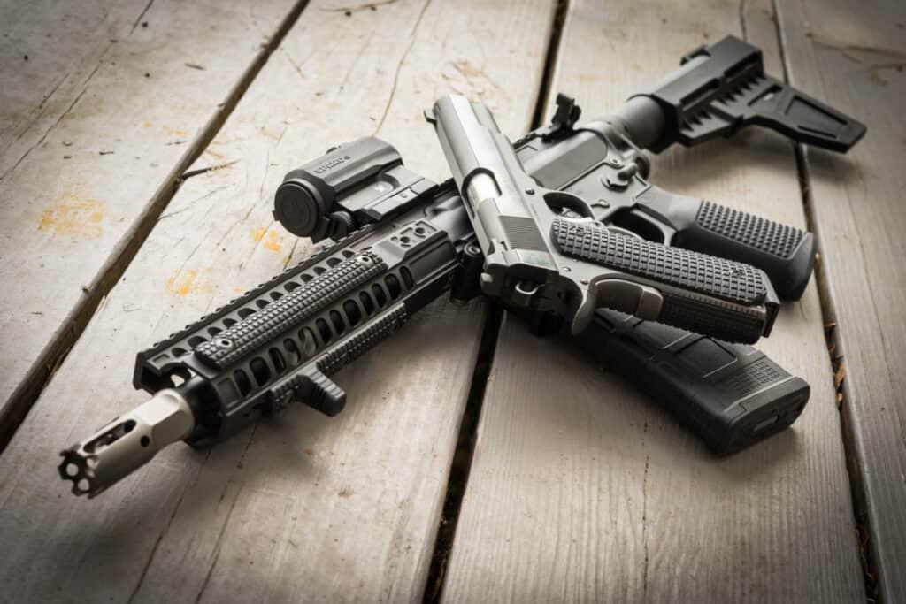 VZ Grips One-Piece G-10 AR Grip - ArmsVault