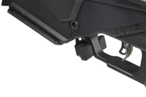 Ruger Precision Rifle Accessories - CTK Ruger Precision Rifle Mag Release Extension