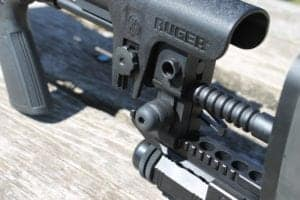 Ruger Precision Rifle Accessories - CTK Ruger Precision Rifle Stock Bumper