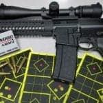 Kavod Custm KVD-15 with Underwood Ammunition 223 Remington 55 Grain Controlled Chaos