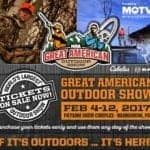 Great American Outdoor Show 2017