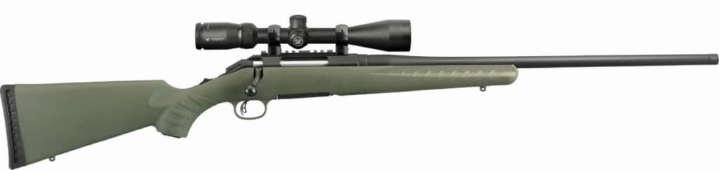 Ruger American Rifle Predator with Vortex Crossfire II Scope