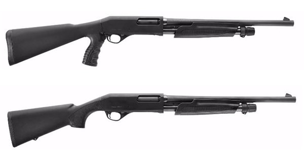 Stoeger M3000 Tactical and P3000 Tactical Shotguns
