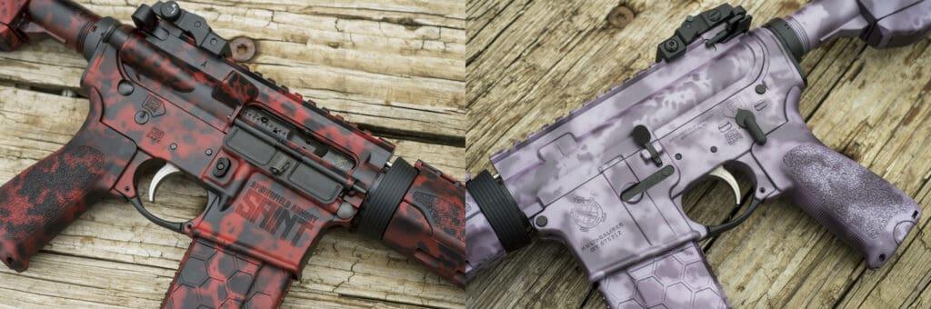 Springfield Armory Custom SAINT Rifles - Chris Kyle Frog Foundation